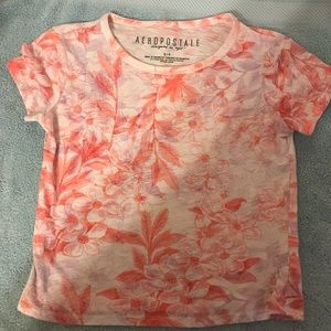 Ladies flower T-shirt